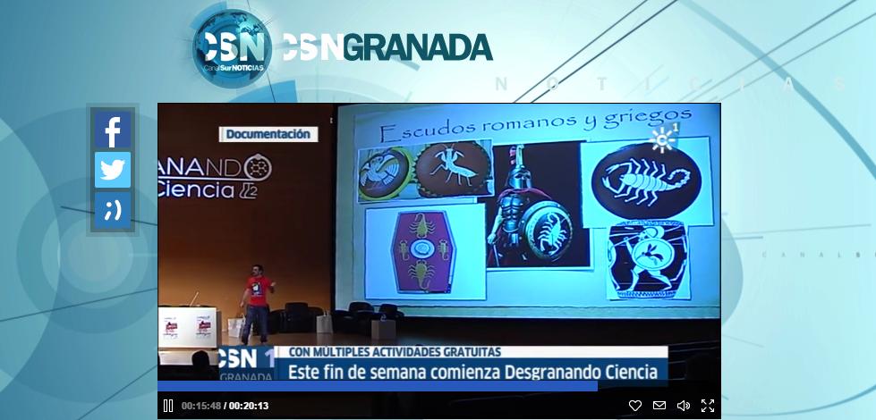 CSN Granada 6 abril
